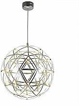 Modern Globe Firework Chandelier,Led Geomtric Star