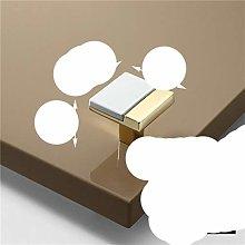 Modern Gold Chrome Kitchen Handle Cabinet Knobs