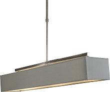 Modern hanging lamp gray - VT 1