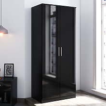 Modern High Gloss Wardrobe and Cabinet Furniture