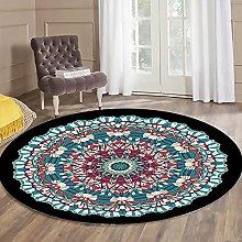 Modern Home Decorative Round Carpets, Diameter