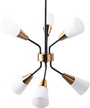 Modern Industrial Pendant Ceiling Lamp Light Gold