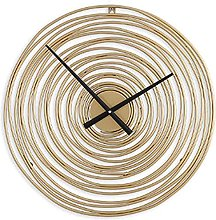 Modern Iron Wall Clock, New And Simple Design,
