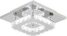 Modern K9 Crystal Chandelier Lighting Clear Glass