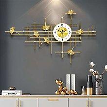 Modern Large Size 100cm Wall Clock,Art 3D Diamond