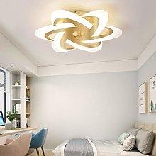 Modern LED Ceiling Lamp Creative Flower-Shaped