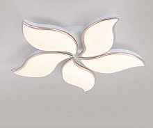 Modern LED Ceiling Light Acrylic Lamps Mount