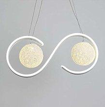 Modern Led Chandelier Lighting Luxury Acrylic