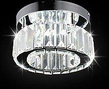Modern LED Chandelier Mini Round Ceiling Light