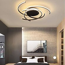 Modern LED Dimmable Ceiling Light with Remote