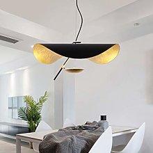 Modern LED Pendant Light Nordic Iron Art Hanging