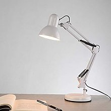 Modern LED Table lamp, Long Swivel arm, Adjustable