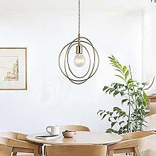 Modern Living Room Round Ceiling Pendant Light