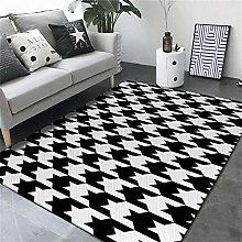 Modern Living Room Rug Area Rugs Anti Slip Carpet