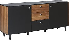 Modern Living Room Sideboard Cabinet 3 Drawers 2