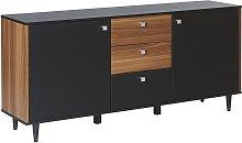 Modern Living Room Sideboard Cabinet 3 Drawers 2