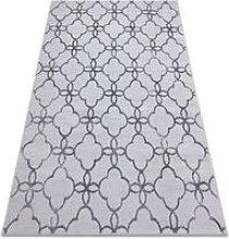 Modern MEFE carpet 8504 Trellis, flowers -