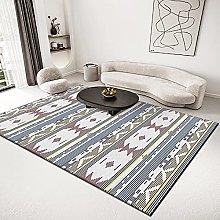 Modern Minimalist Carpet Living Room Coffee Table