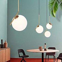 Modern Minimalist Pendant Light Lamp, Nordic