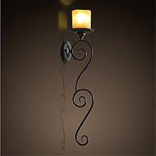 Modern Minimalist Rustic Wall Lamp Bedroom,Living