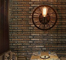 Modern Minimalist Rustic Wall Lamp Suitable for