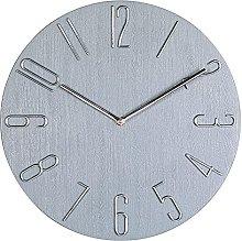Modern Minimalist Wall Clock 12 Inch Living Room