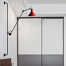 Modern Nordic Adjustable Swing Long Arm LED Wall