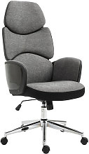 Modern Office Chair Ergonomic Padding High Back