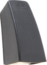 Modern outdoor wall lamp black IP67 incl. LED -
