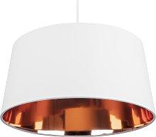Modern Pendant Ceiling Lamp Light White Copper