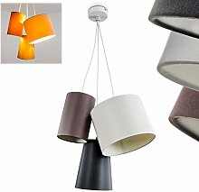 Modern Pendant Light with 3 Shades Wimin - Ceiling