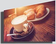 Modern picture coffee coffee cappuccino bar