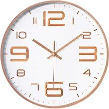 Modern, Quartz, Silent, Wall Clock / Silent