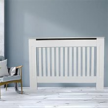 Modern Radiator Cover MDF Cabinet Flat Packed with