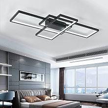 Modern Rectangle LED Chandelier Ceiling Light ,