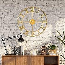 Modern Roman Numerals Large Wall Clocks Non