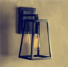 Modern Rustic Wall Lamp Suitable for