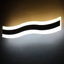 Modern Simple 20W LED Bathroom Wall Lamp 51cm