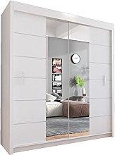 Modern Sliding door wardrobe for bedroom