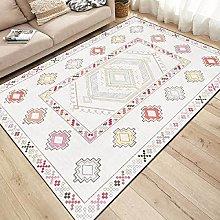 Modern Small Area carpet,Beige light pale pink