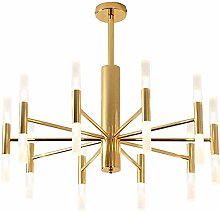 Modern Sputnik Chandelier 10 Lights Chandelier