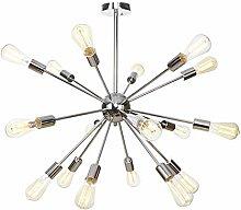 Modern Sputnik Chandelier 18 Lights Branches
