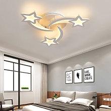 Modern Star LED Chandelier Ceiling Light , 3 Head