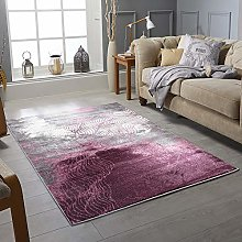 Modern Style Area Rugs Living Room Soft Short