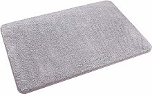 Modern Style Gray Beige Series Carpet Thick Soft