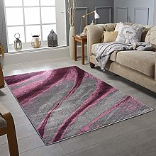 Modern Style Living Room Extra Large Area Rug For
