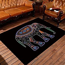 Modern Style Rug Design carpet Black classic