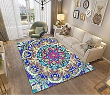 Modern Style Rug Design Rugs Blue pink colorful