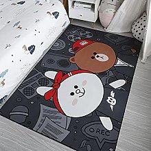 Modern Style Rug Design Rugs Cartoon bunny bear
