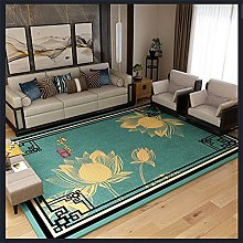 Modern Style Rug Design Rugs Chinese style yellow